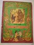 (T) Cartea junglei - Rudyard Kipling, 1986, carte pentru copii