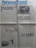 Ziarul nationalist Porunca Vremii , nr. 2185 / 1942 , Kerci , Crimeea