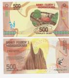MADAGASCAR- 500 ARIARY 2017- UNC!!