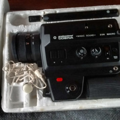 Camera filmat vintage noua 8-s8 - Aparat Filmat