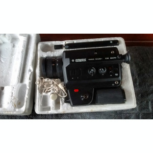 camera filmat vintage noua 8-s8