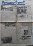 Ziarul nationalist Porunca Vremii , nr. 2176 / 1942 , General Turanec