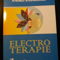 Electroterapie - Carte Recuperare medicala