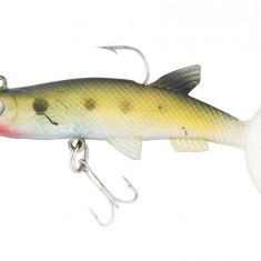SET 4 BUCATI Twistere LW 006 -8cm - Vobler pescuit