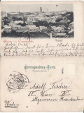 Cernauti ,Bucovina - clasica - rara, Circulata, Printata