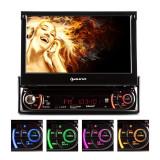 Radio Auna MVD-240 DVD CD MP3 USB SD AUX 7'' bluetooth - CD player