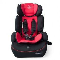 Scaun Auto FreeMove 9-36 kg Red - Scaun auto copii grupa 1-2-3 (9-36 kg), 1-2-3 (9-36 kg)