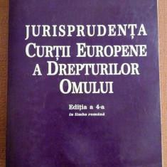Jurisprudenta Curtii Europene A Drepturilor Omului. Ed. a 4-a - Vincent Berger - Carte Jurisprudenta