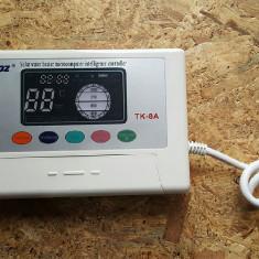 Controler TK-8A pentru panouri solare nepresurizate