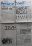 Ziarul nationalist Porunca Vremii , nr. 2298 / 1942 , Antonescu , Regele Mihai