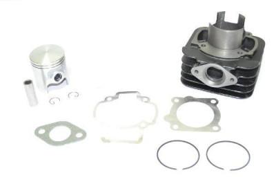Kit Cilindru Set motor Complet Piaggio Piagio Liberty 49-50cc RACIRE AER NOU foto