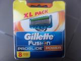 Rezerve de ras Gillette Fusion Proglide Power la set de 8 buc. sigilat