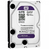 HDD 6TB PURPLE - SATA 3 -WD60PURX, 6 TB, 7200, Western Digital