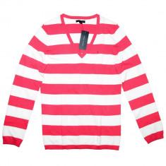 Bluza TOMMY HILFIGER Vee - Pulover, Bluze Dama, Femei - 100% AUTENTIC