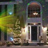 Proiector laser de lumini pentru exterior, rezistent la apa