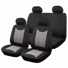 Huse Scaune Auto Vw Buggy Sueden-Polyester 9 Bucati - Husa scaun auto RoGroup