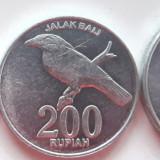Indonezia 3 monede 100+200+500 rupii 1999-2003 aUNC, Asia, Aluminiu
