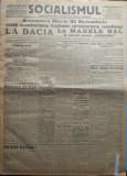 Ziarul Socialismul , Organul Partidului Socialist , nr. 8 / 1932