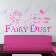 Sticker - Fairy Dust (Zana Protectoare) * Text Motivational *