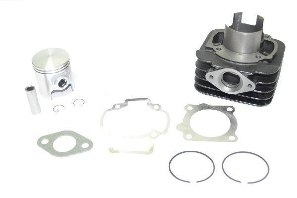 Kit Cilindru - Set Motor Complet Piaggio - Piagio Liberty 80cc RACIRE AER NOU
