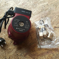 Pompa de ridicare a presiunii apei calde pentru panouri solare nepresurizate