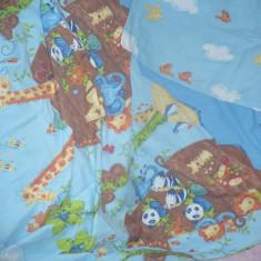Lot lenjerii pentru pat copil - OKAZIE