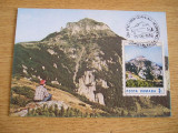 MXM - TURISM - MASIVUL CEAHLAU - ZIUA MONDIALA A MEDIULUI INCONJURATOR 1989, Romania de la 1950, Natura