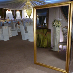 Inchiriez - Cabina foto mirror photo booth pentru evenimente