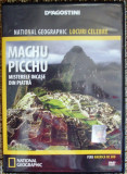 FILM , DVD , MACHU PICCHU , NATIONAL GEOGRAFIC, Romana
