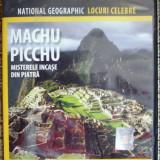 FILM , DVD , MACHU PICCHU , NATIONAL GEOGRAFIC, Romana