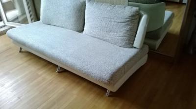 Canapea fixa si fotoliu foto