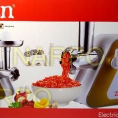 Masina tocat carne 1400W Zilan ZLN7849 cu accesoriu carnati - Masina de Tocat Carne