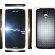 Samsung Galaxy S5 4G, 16GB, Black -liber de retea - IMPECABIL! - Telefon mobil Samsung Galaxy S5, Negru, Neblocat, Single SIM
