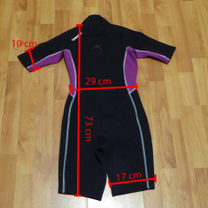 Combinezon de baie NEOPREN TRIBORD pentru copii 11-12 ani - Costum neopren