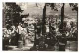 CPI (B9414) CARTE POSTALA - RAMNICU VALCEA. RESTAURANTUL CAPELA, Circulata, Fotografie