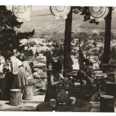 CPI (B9414) CARTE POSTALA - RAMNICU VALCEA. RESTAURANTUL CAPELA - Carte Postala Muntenia dupa 1918, Circulata, Fotografie