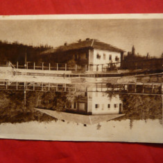 Ilustrata Turda Bai - Baile Reci, circulat 1953 - Carte Postala Transilvania dupa 1918, Circulata, Fotografie