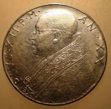 2.967 VATICAN PAPA PIUS XII FIDES 100 LIRE 1958, Europa