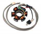 Magnetou - Stator - Aprindere Scuter Gilera Easy Moving 50cc - 80cc NOU
