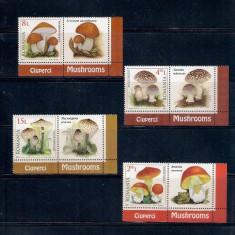 ROMANIA 2017 - CIUPERCI - VINIETA - LP 2163 - Timbre Romania, Nestampilat