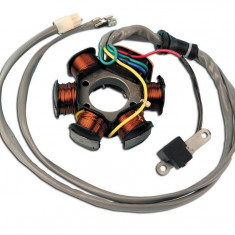 Magnetou - Stator - Aprindere Scuter Aprilia motorizare Piaggio 50 - 80cc NOU