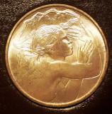 5.273 SAN MARINO UNIUNEA EUROPEANA 1000 LIRE 1979 AUNC ARGINT FOLDER, Europa