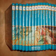 Marile muzee ale lumii 15 volume colectia adevarul - Album Pictura