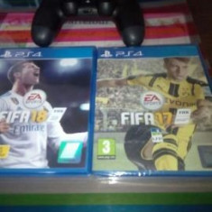 Joc FIFA 17 Pentru PS 4 nou sigilat vând sau schimb - Jocuri PS4 Ea Sports