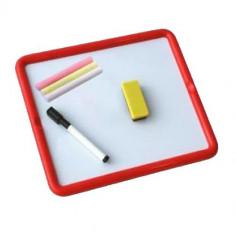 Tablita Fata-Verso - Jocuri Litere si Cifre