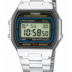 Ceas original Casio Retro A164WA-1VES