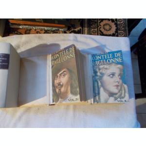 Alexandre Dumas  - Vicontele de Bragelonne - 4 vol.