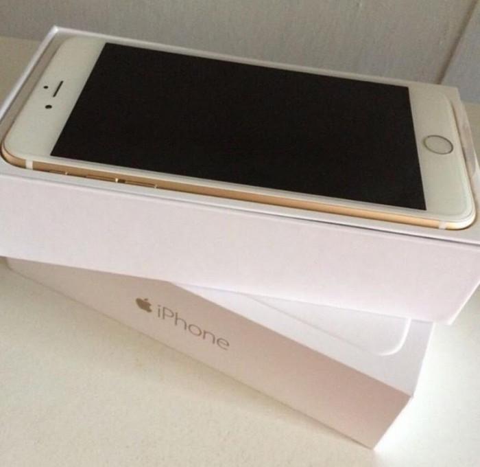 Iphone 6S PLUS GOLD/ Iphone 6S + Auriu / 16GB /Folie sticla/ Neverlocked