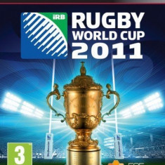 Rugby World Cup 2011 -  PS 3 [Second hand], Sporturi, 3+, Multiplayer