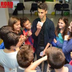 Magician Calarasi - evenimente, spectacole pentru copii si adulti